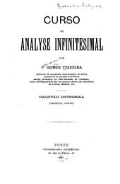 Curso de analyse infinitesimal: Volume 1