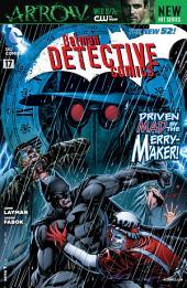 Detective Comics (2011- ) #17