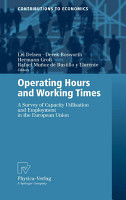 Operating Hours and Working Times PDF