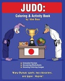 Judo: Coloring and Activity Book (Extended)