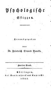 bd.] Psychologische skizzen. 2. t. Ueber vermögen der menschlichen seele und deren allmälige ausbildung