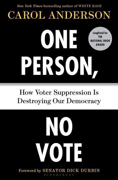Download One Person  No Vote Book