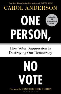 One Person  No Vote Book