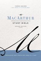 NASB  MacArthur Study Bible  2nd Edition  eBook PDF