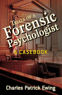 Trials of a Forensic Psychologist Book