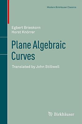 Plane Algebraic Curves PDF