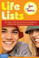 Life Lists for Teens PDF