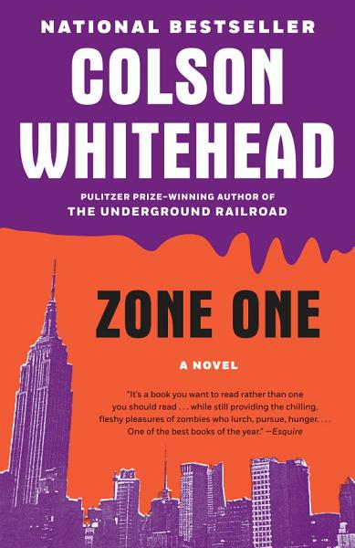 Download Zone One Book