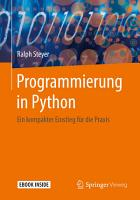 Programmierung in Python PDF