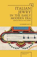 Italian Jewry in the Early Modern Era