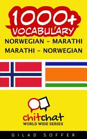 1000+ Norwegian - Marathi Marathi - Norwegian Vocabulary