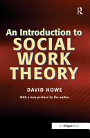 An Introduction to Social Work Theory PDF
