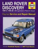 Land Rover Discovery Petrol and Diesel Owner's Workshop Manual