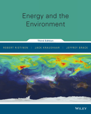 Energy And The Environment 3rd Edition
