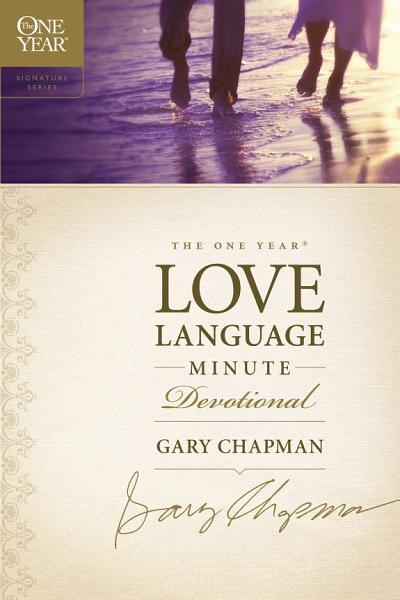 The One Year Love Language Minute Devotional PDF