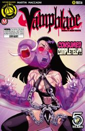 Vampblade #8: Issue 8