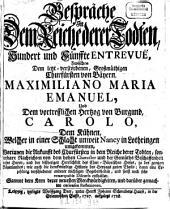 Gespräche in dem Reiche derer Todten: Bände 105-107