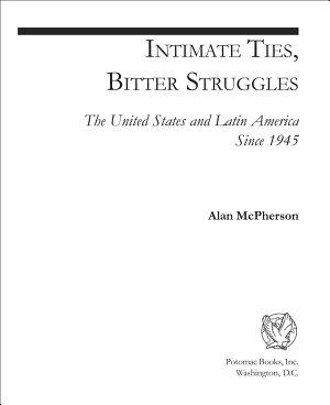 Intimate Ties  Bitter Struggles PDF