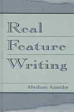 Real Feature Writing