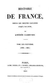 Histoire de France: Volume19