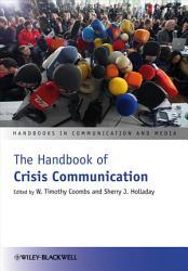 The Handbook Of Crisis Communication Book PDF