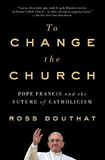 To Change the Church Book