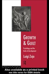 Growth And Guilt Book PDF