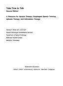 Take Time to Talk PDF