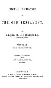 Biblical Commentary on the Old Testament: Volume 3