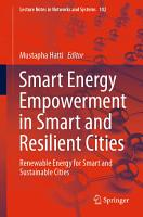 Smart Energy Empowerment in Smart and Resilient Cities PDF