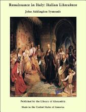 Renaissance in Italy: Italian Literature