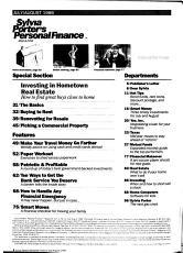 Sylvia Porter s Personal Finance PDF