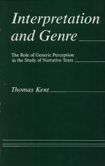 Interpretation and Genre