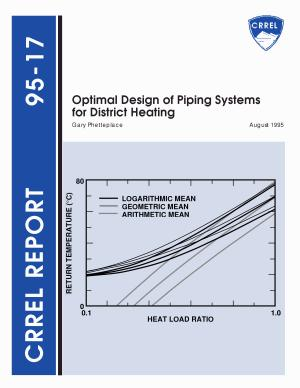 Optimal Design of Piping Systems for District Heating PDF