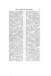 Recueil des actes du Comité de salut public: avec la correspondance officielle des représentants en mission et le registre du Conseil exécutif provisoire. Table alphabétique, Volumes1à5
