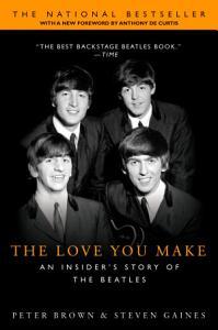 The Love You Make Book
