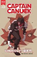 Captain Canuck  Unholy War PDF