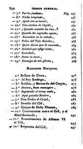 Poes ias selectas castellanas: desde el tiempo de Juan de Mena, hasta nuestros dias, Volumen 1