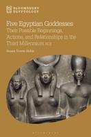 Five Egyptian Goddesses PDF
