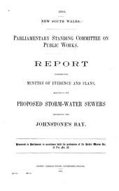 Reports on Water-works and Sewerage: Volume 2