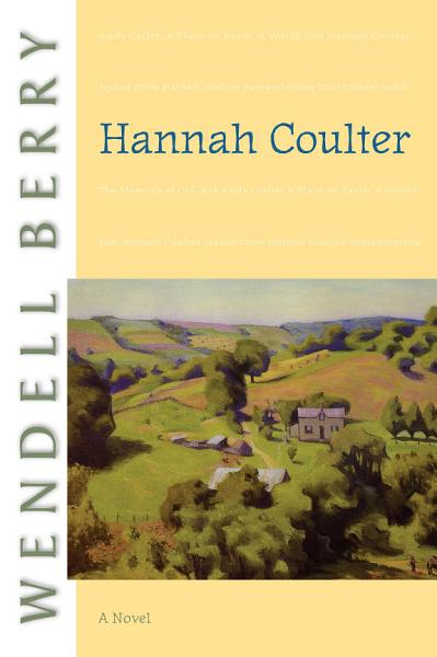 Download Hannah Coulter Book