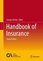 Handbook of Insurance: Edition 2