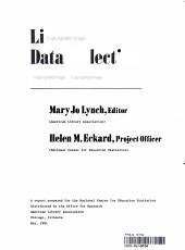 Library Data Collection Handbook PDF