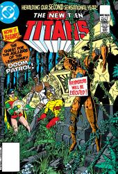 The New Teen Titans (1980-) #13