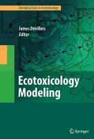 Ecotoxicology Modeling PDF