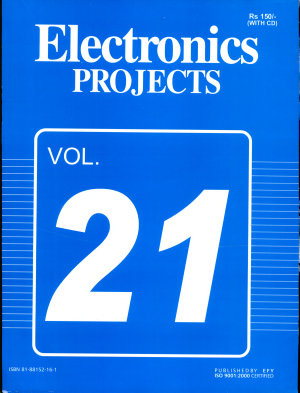 Electronics Projects Vol  21