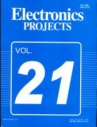 Electronics Projects Vol 21 Book PDF