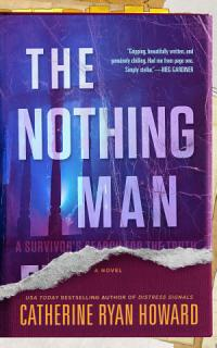 The Nothing Man Book