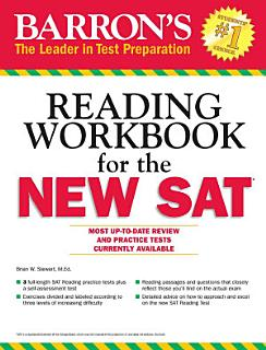 Reading Workbook for the NEW SAT Book