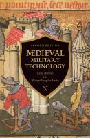 Medieval Military Technology PDF